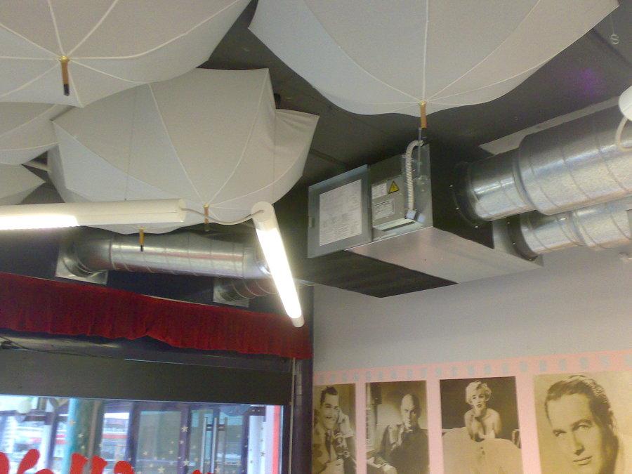 Adeguamento negozio parrucchieri a norme sanitarie ed for Scambiatore d aria