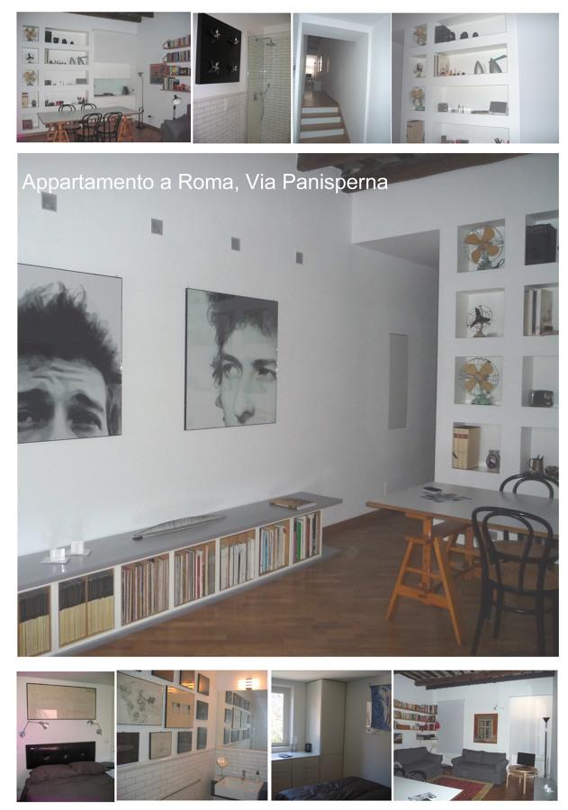 Appartamento nel quartiere monti idee architetti - Caldaia all interno dell appartamento ...