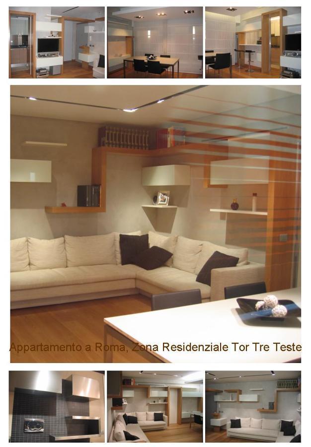 Appartamento a tor tre teste idee architetti - Caldaia all interno dell appartamento ...