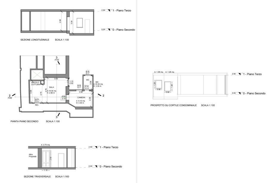 Progetto Pratica Scia Per Casa Vacanze | Idee Ingegneri