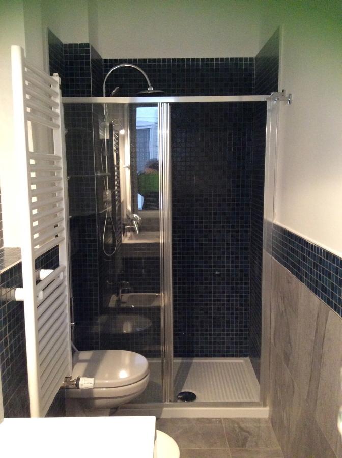 secondo bagno realizzato dal ripostiglio