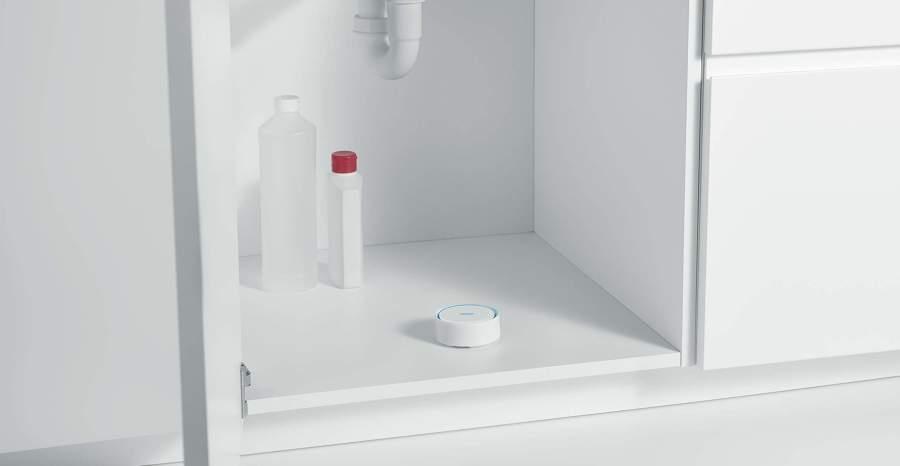 Sensore perdite acqua