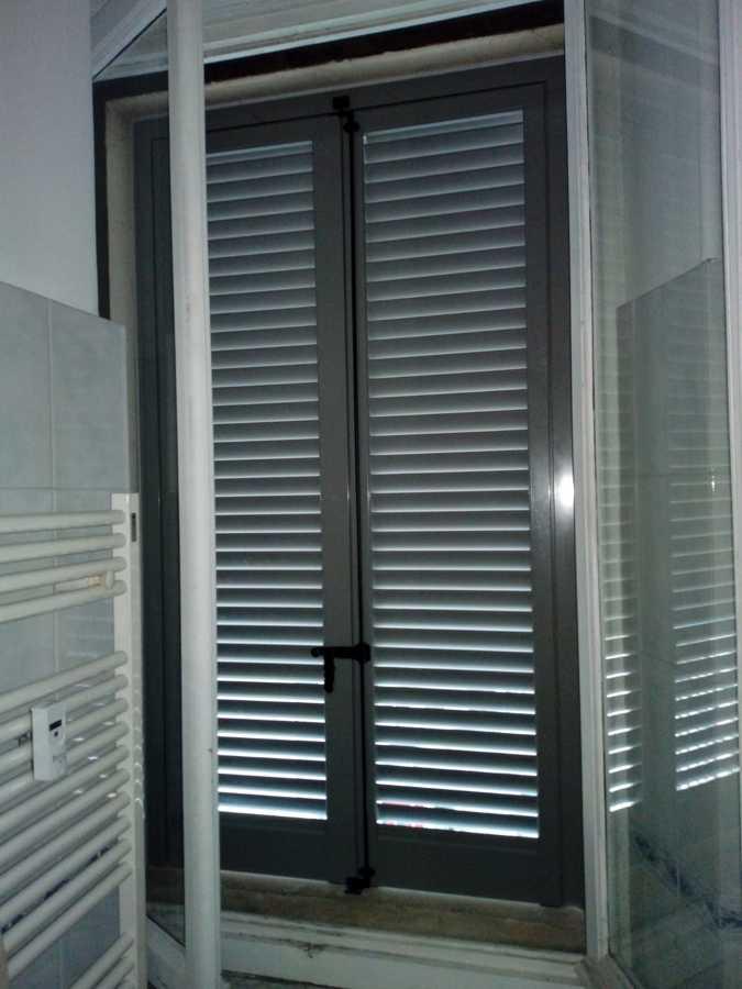 serramenti e persiane in alluminio