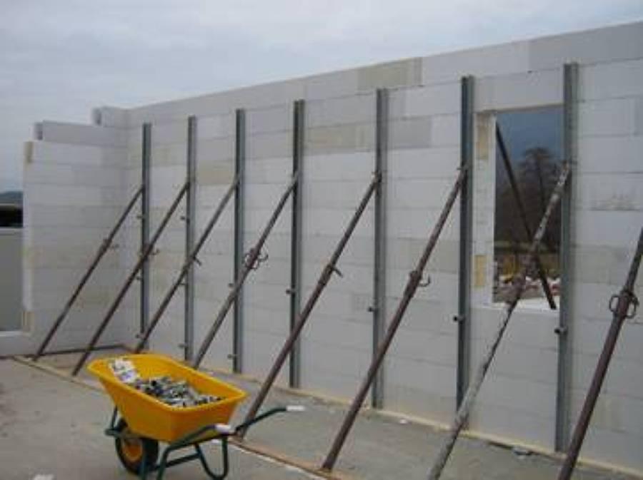 Sistema saad in cemento armato coibentato