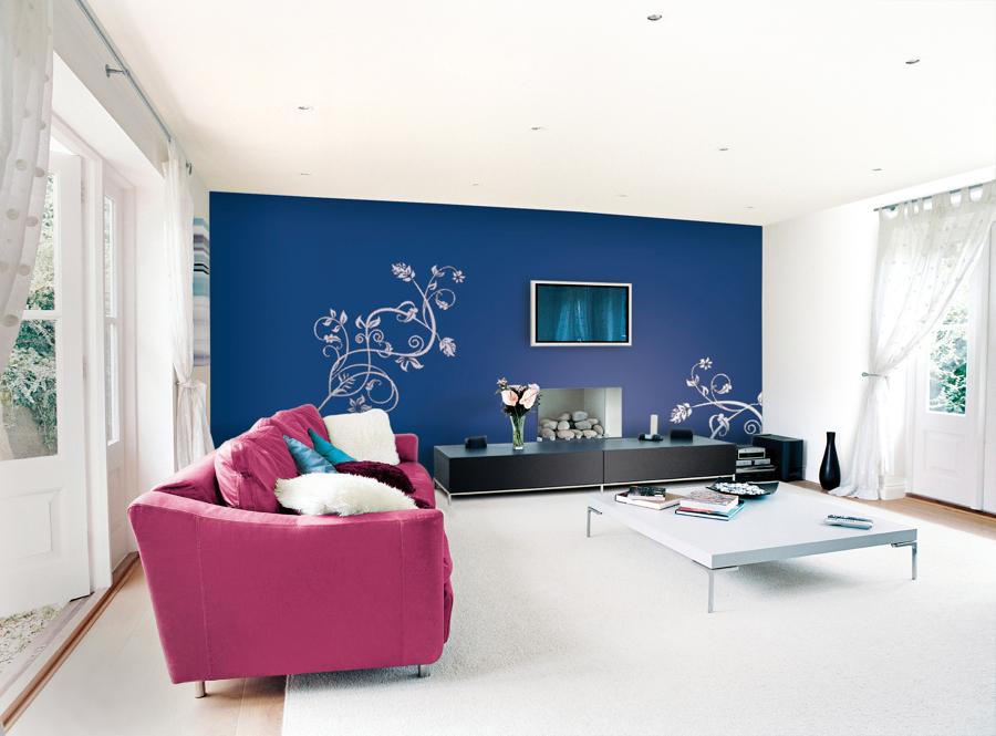 Foto smalto murale opaco di marilisa dones 393766 habitissimo - Imbiancare casa idee colori ...
