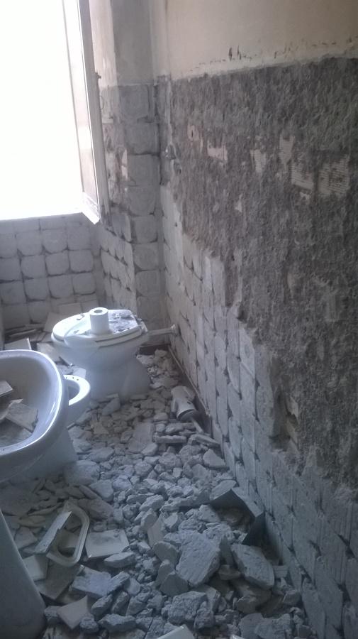 Foto smantellamento bagno di d i f 351992 habitissimo - Non solo bagno livorno ...