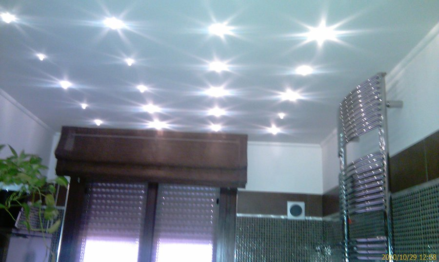 soffitto illuminazione led