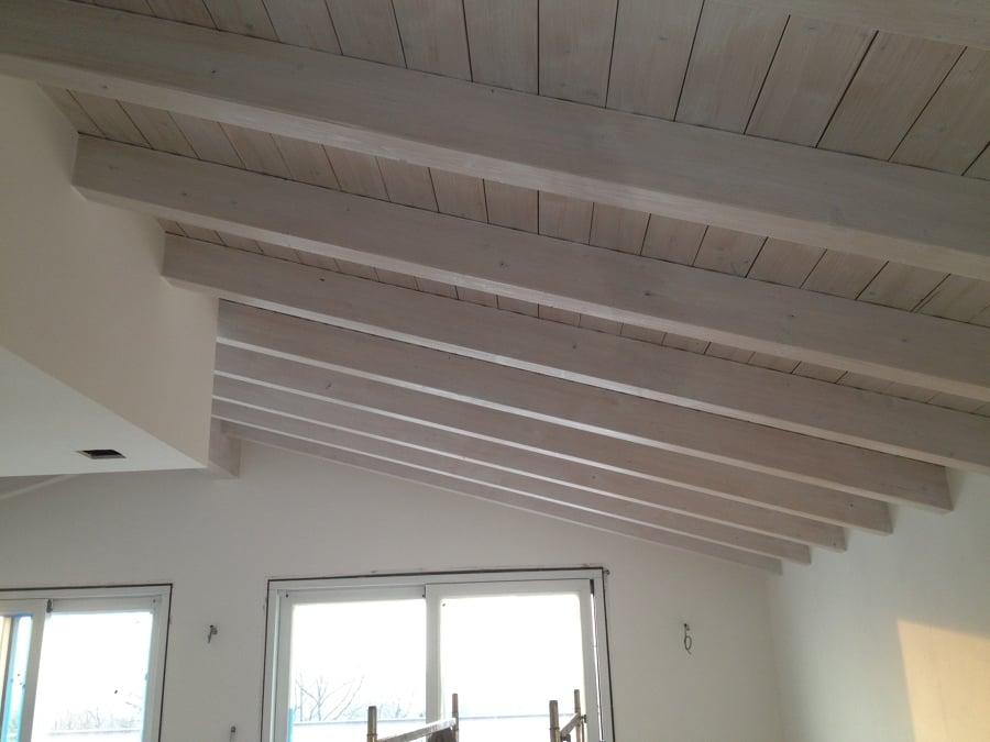 Soffitti In Legno Bianco : Fantastiche immagini in soffitti in legno su home