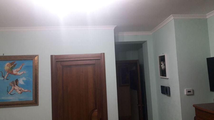 Soffitto teso in pvc con stucco veneziano idee for Idee casa stucco