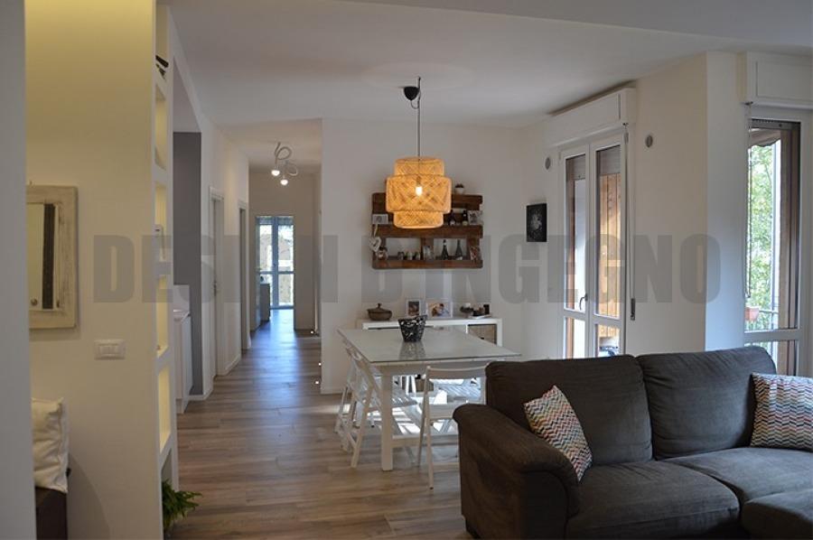 Ristrutturazione di un appartamento a perugia idee for Casa moderna a foligno