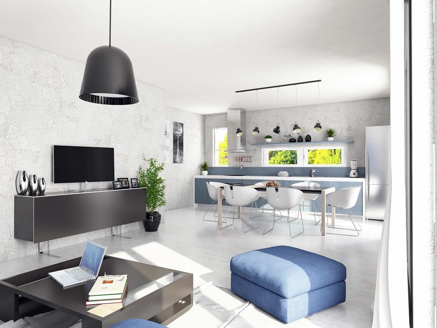 Villetta 200 mq idee costruzione case for Idea casa legnano