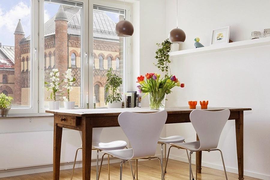 Incorporato Interior Design: Come dividere la cucina dal soggiorno ...