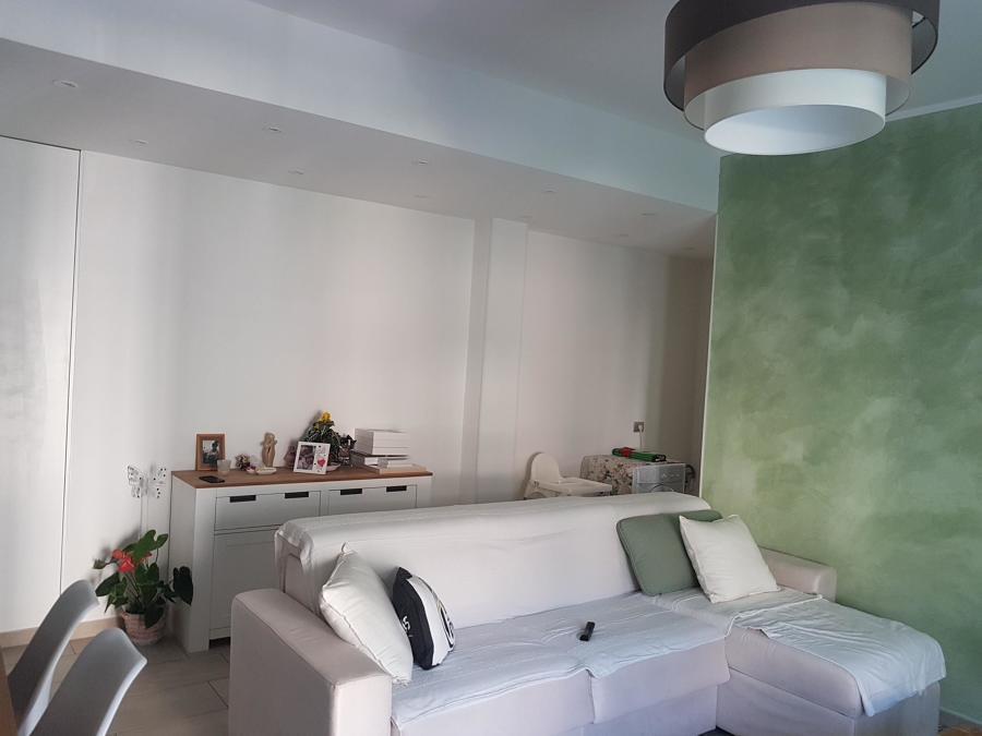 soggiorno e cuscino Juve