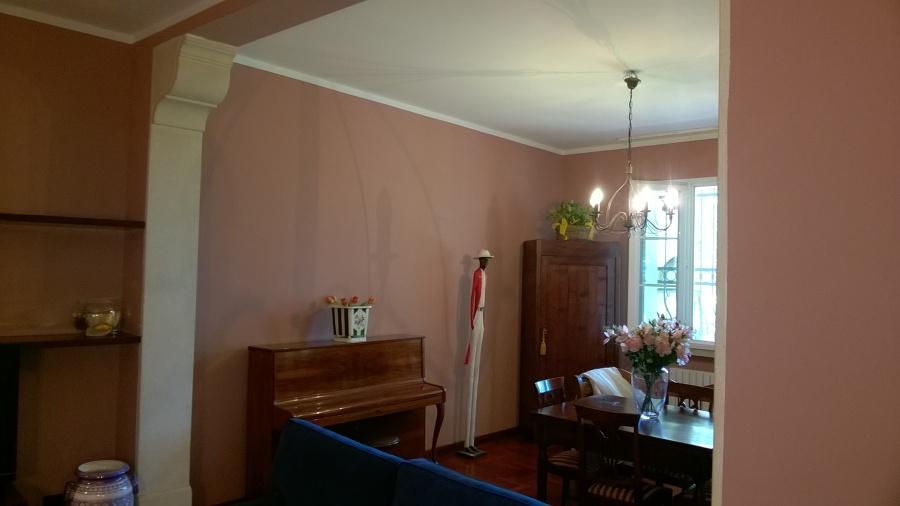 Lavori idee imbianchini for Pittura soggiorno