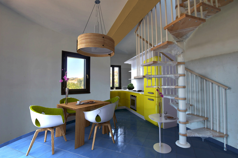 Emejing arredo casa frosinone contemporary for Arredo studio casa