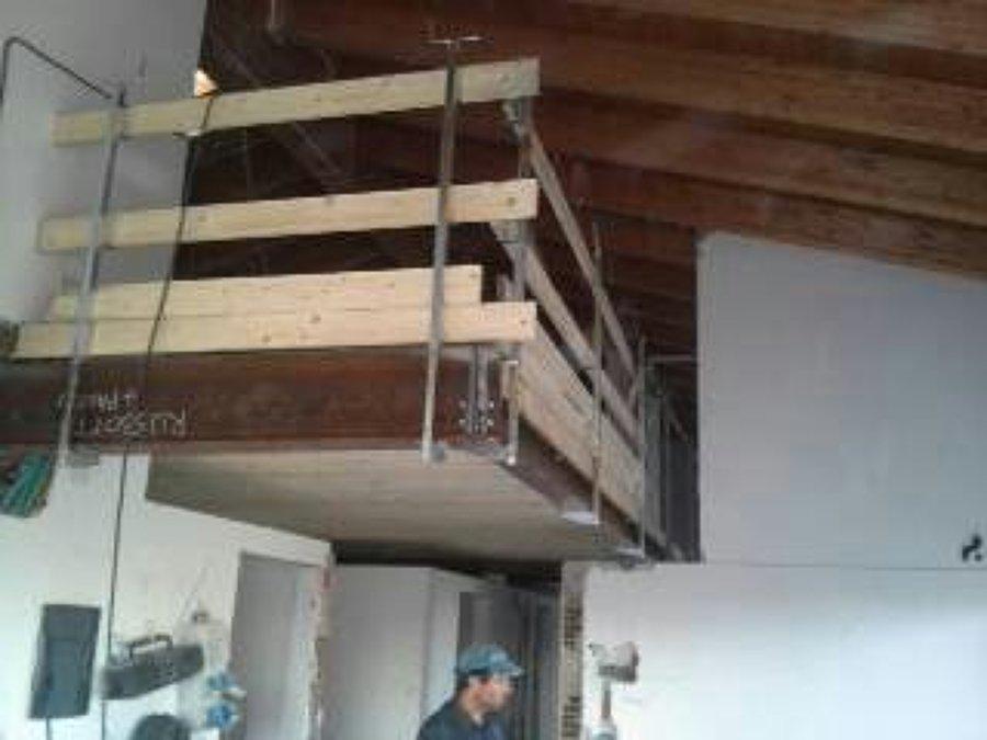 soppalco attico