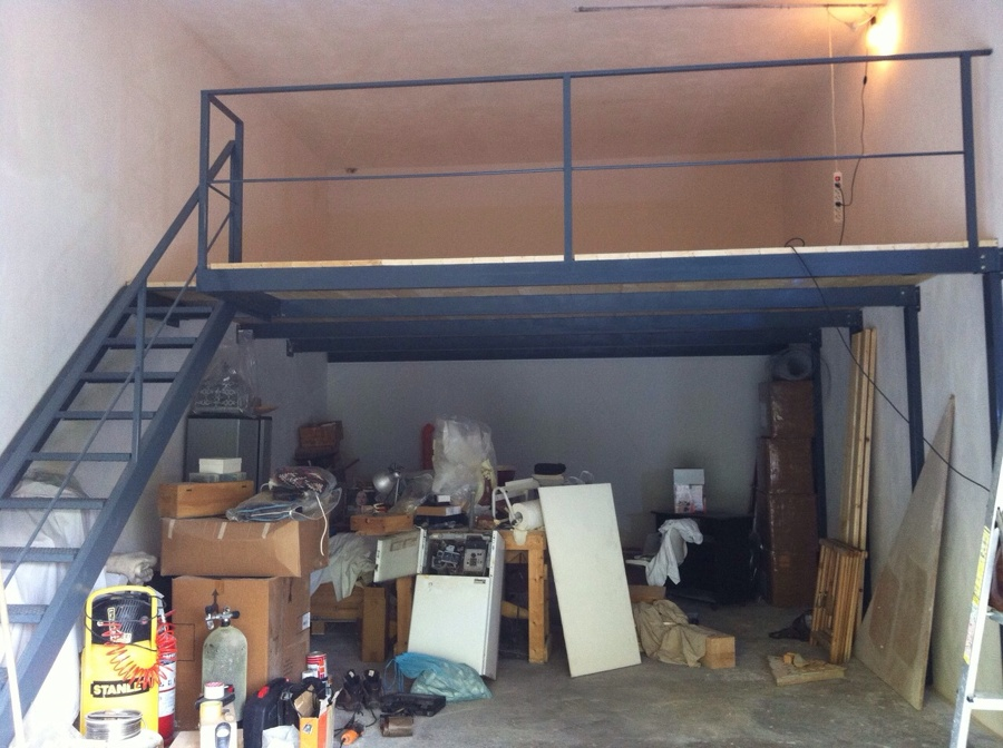 progetto ristrutturazione garage idee ristrutturazione edifici. Black Bedroom Furniture Sets. Home Design Ideas