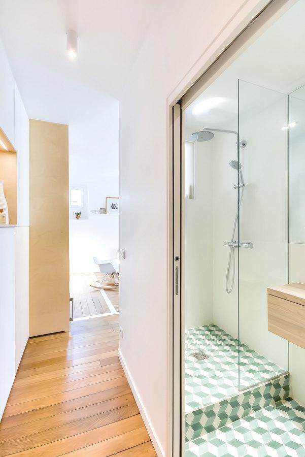 7 cose che devi sapere se vuoi ristrutturare il bagno - Porte scorrevoli bagno ...