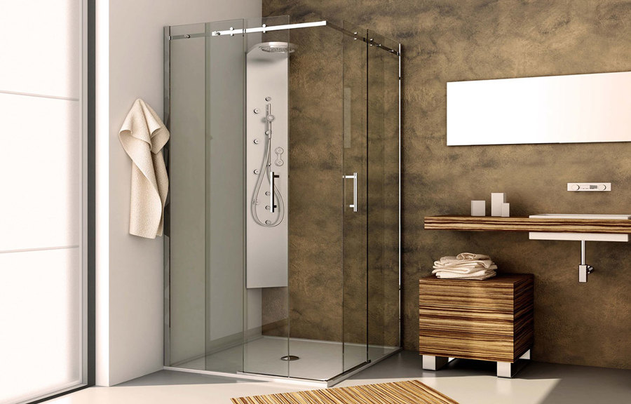 Sostituisci la vasca da bagno con una doccia idee idraulici - Vasca bagno con doccia ...