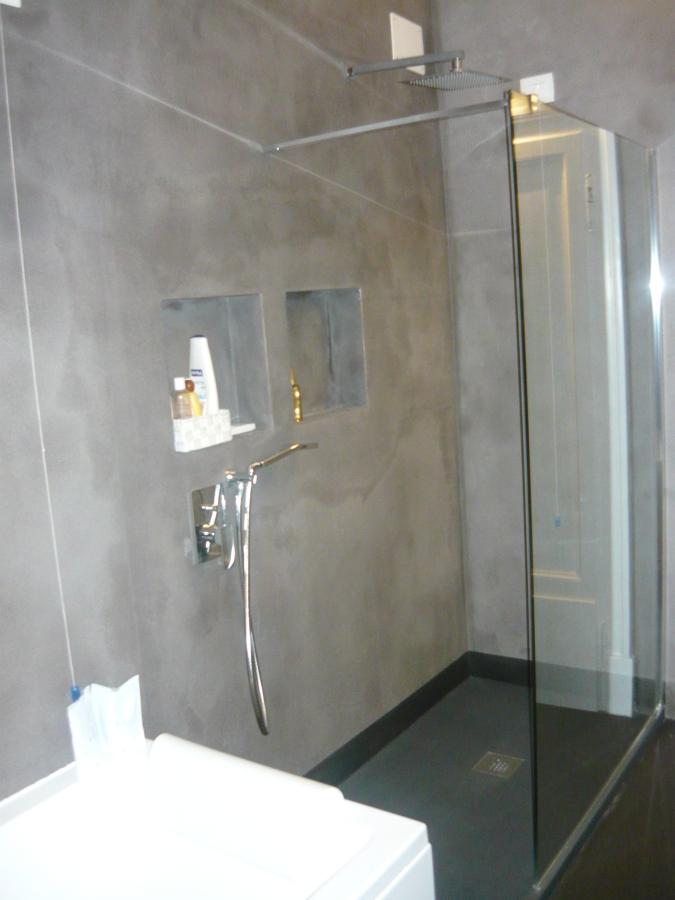Modifica vasca da bagno in doccia sistema vasca nella da - Sostituzione vasca in doccia ...
