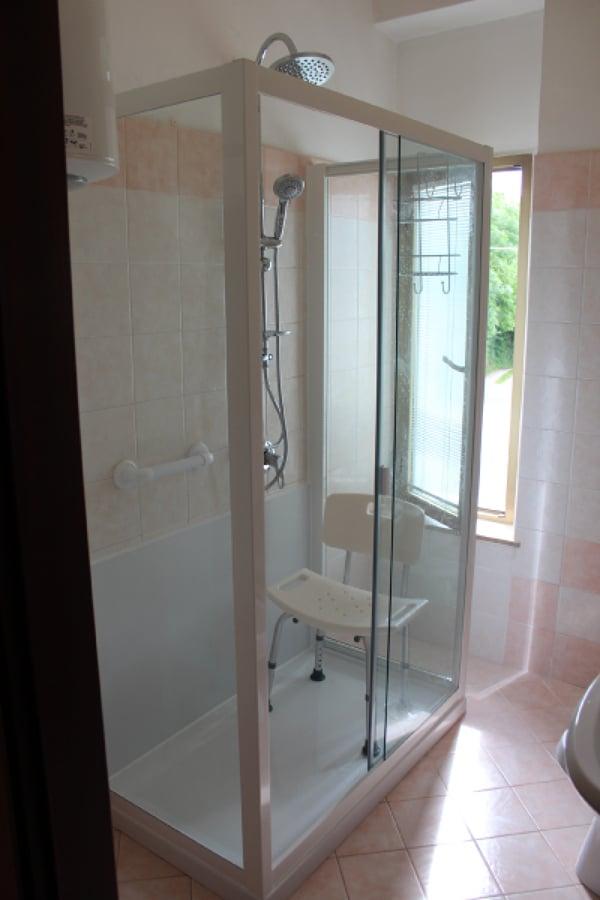 foto sostituzione vasca da bagno con box doccia de