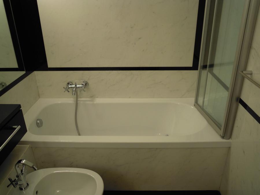 Progetto di sostituzione vasca da bagno senza rompere le piastrelle idee idraulici - Come sostituire una vasca da bagno ...
