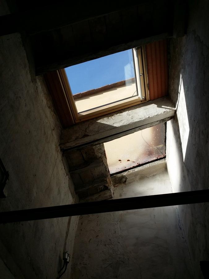 Sotto tetto controsoffitti