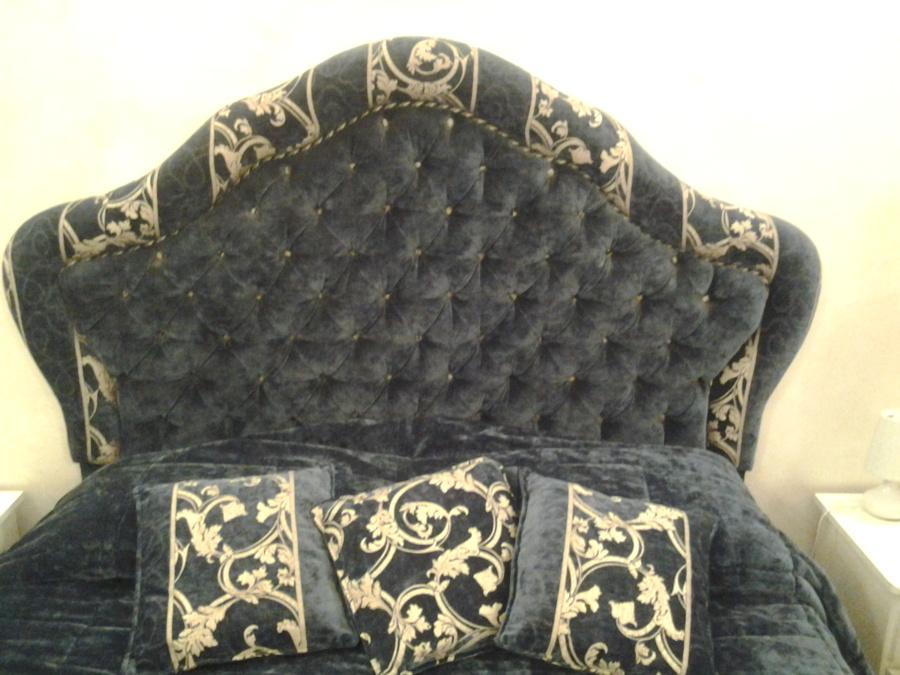 Foto spalliera letto de tappezzeria masi alessandro 219487 habitissimo - Spalliera del letto ...