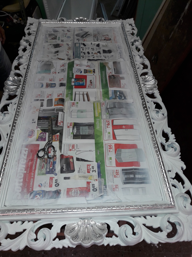 Laccatura mobili ral 9016 idee falegnami for Laccatura mobili