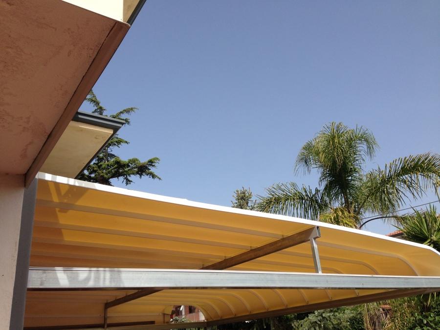 Veranda invernale idee tende da sole for Idee di veranda laterale