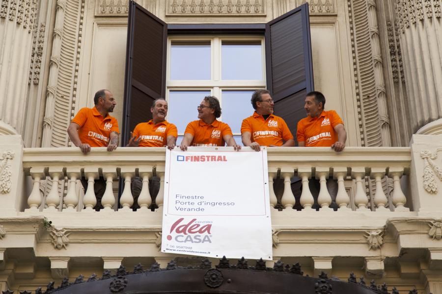 Squadra tecnici Centro Idea Casa