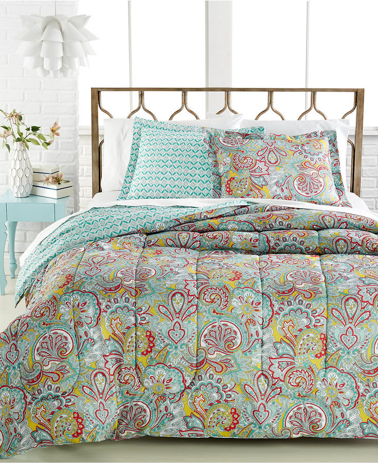 stampa paisley