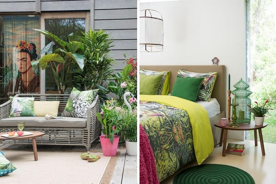 Prepara la tua casa all'arrivo dell'estate con lo stile tropicale ...