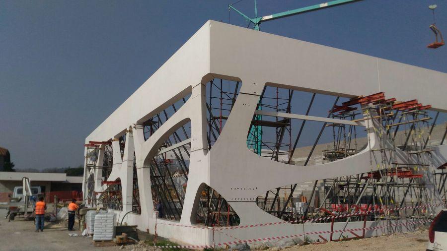 struttura esterna