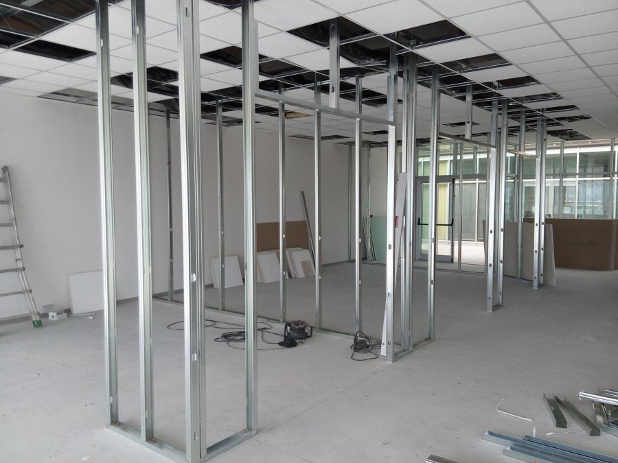 Creazione Uffici In Fondo Commerciale  Idee Imbianchini