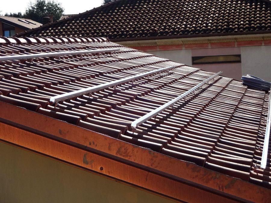 Strutture per impianto fotovoltaico