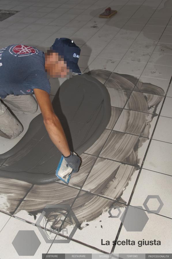 Foto stuccatura di idea ristruttura gli specialisti for Idea casa immobiliare sassari
