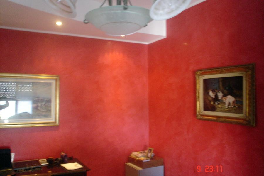 Progetto di stucco veneziaano cerato idee imbianchini for Idee casa stucco
