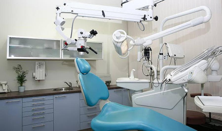 studi dentistici per la purificare l'aria e sanificare l'ambiente