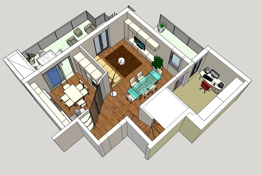 Studi per interni idee architetti for Architetti per interni