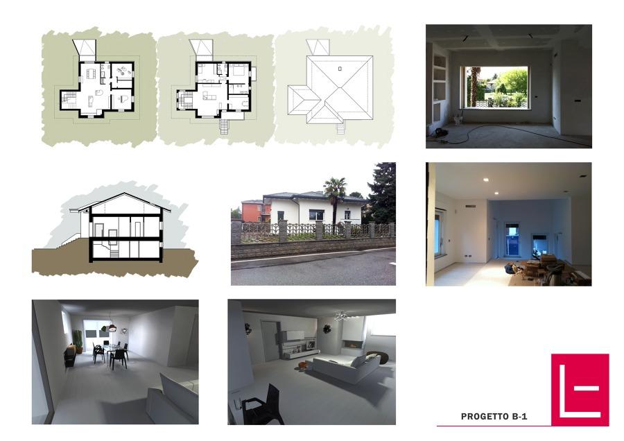 Progetto di ristrutturazione con ampliamento idee architetti for Crea progetto casa