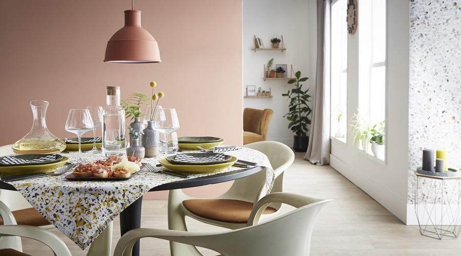Il ritorno del terrazzo spiegato bene idee pavimenti for Tavola da pranzo