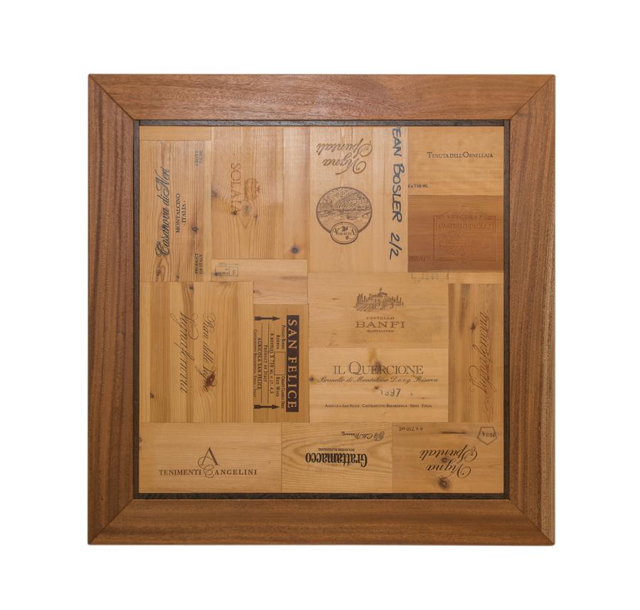 Si realizzano strutture in legno casette box coibentati pavimenti da esterno decorazione d - Tavolo con cassette di legno ...