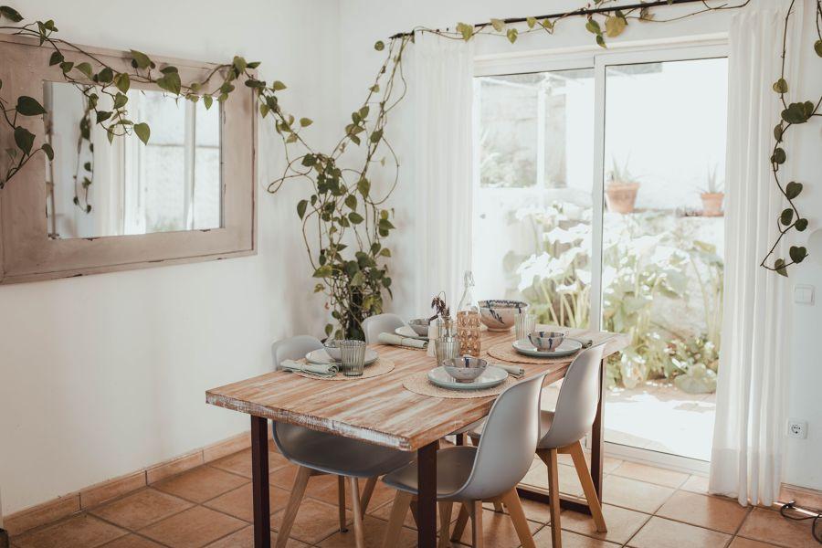 tavolo da pranzo anticato