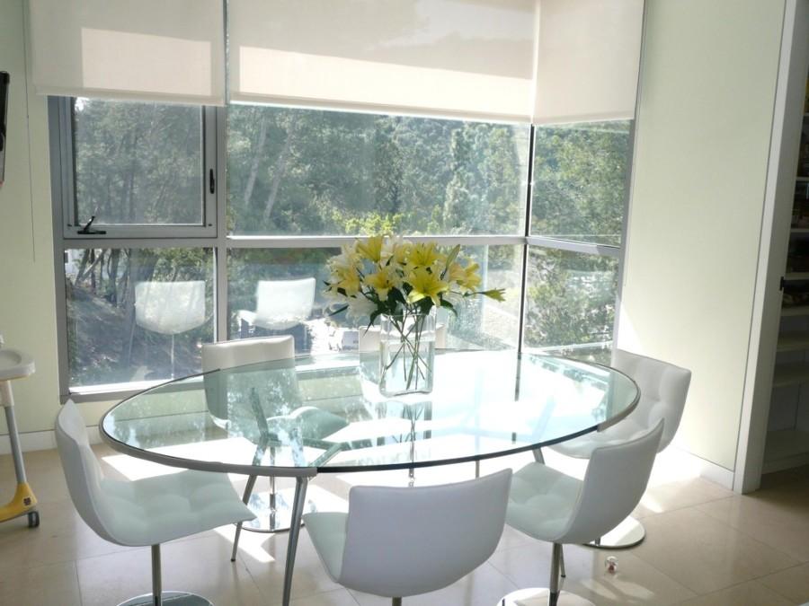 Foto: Tavolo di Vetro e Metallo di Marilisa Dones #390027 ...