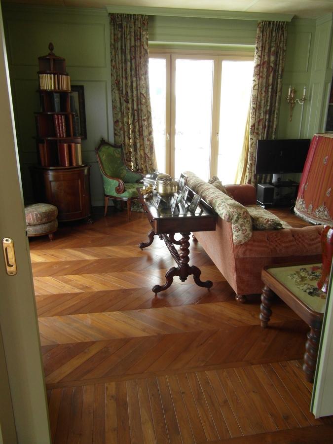 Teak Antico Villa Colli piacentini