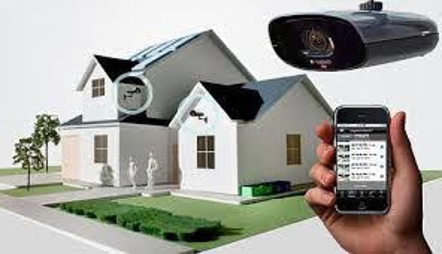 Sistemi di allarme ultima generazione gestito da - Impianti sicurezza casa ...