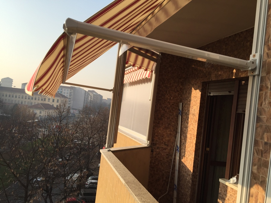 Installazione Tende Veranda  Idee Infissi e Carpenteria PVC