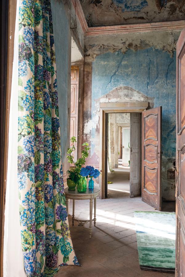 Porta sanremo a casa tua con lo stile floral chic idee - Studiare interior design ...