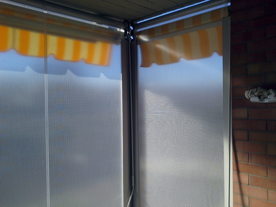 tende veranda